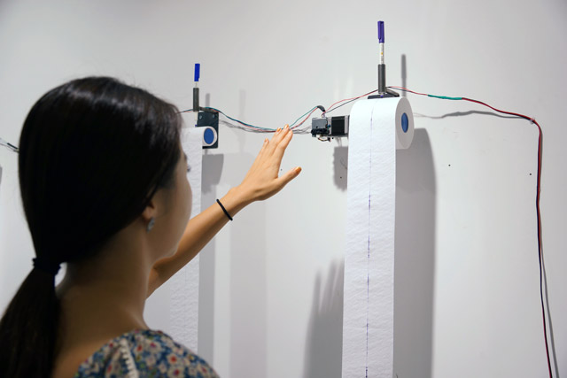 The Kinetic Drawing
